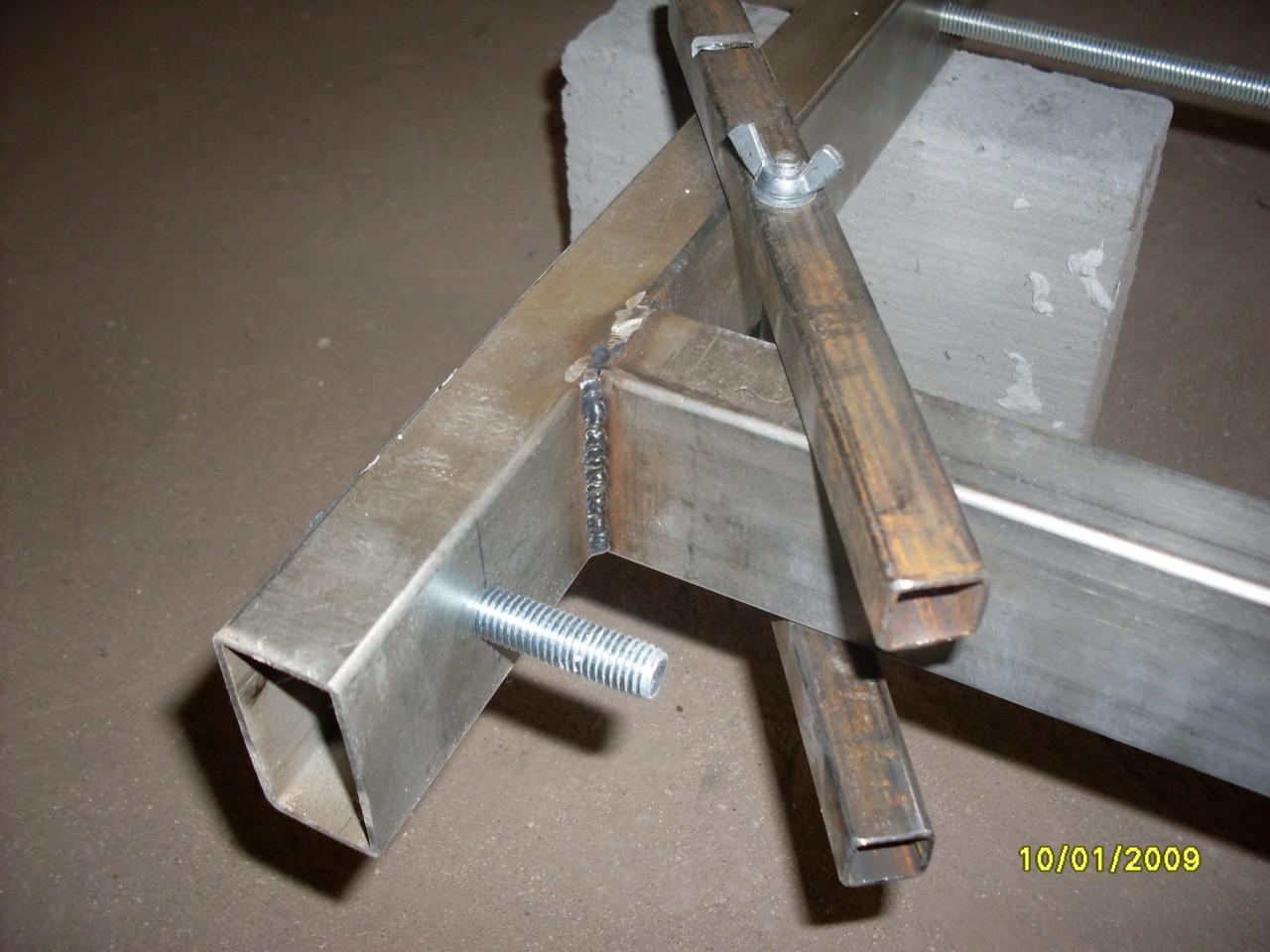 Как изготовить профиль из металла