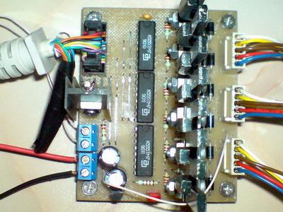 самодельный контроллер для чпу станка лодочных