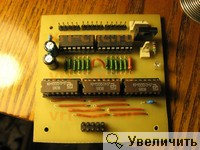 контроллер самодельный hobbycnc станок из алюминиевого профиля