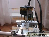 самодельный hobbycnc станок из алюминиевого профиля