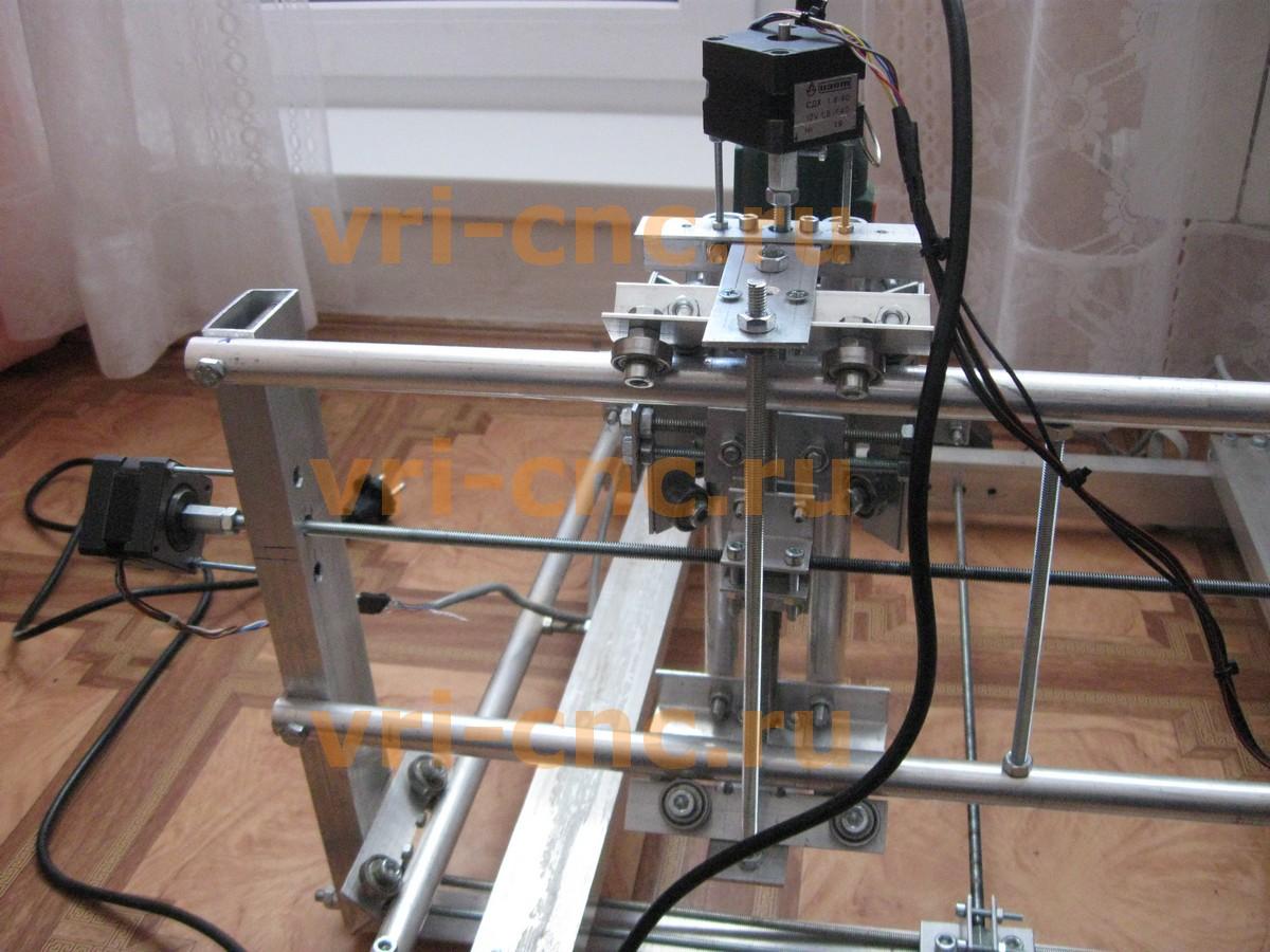 Алюминиевые направляющие для станков своими руками