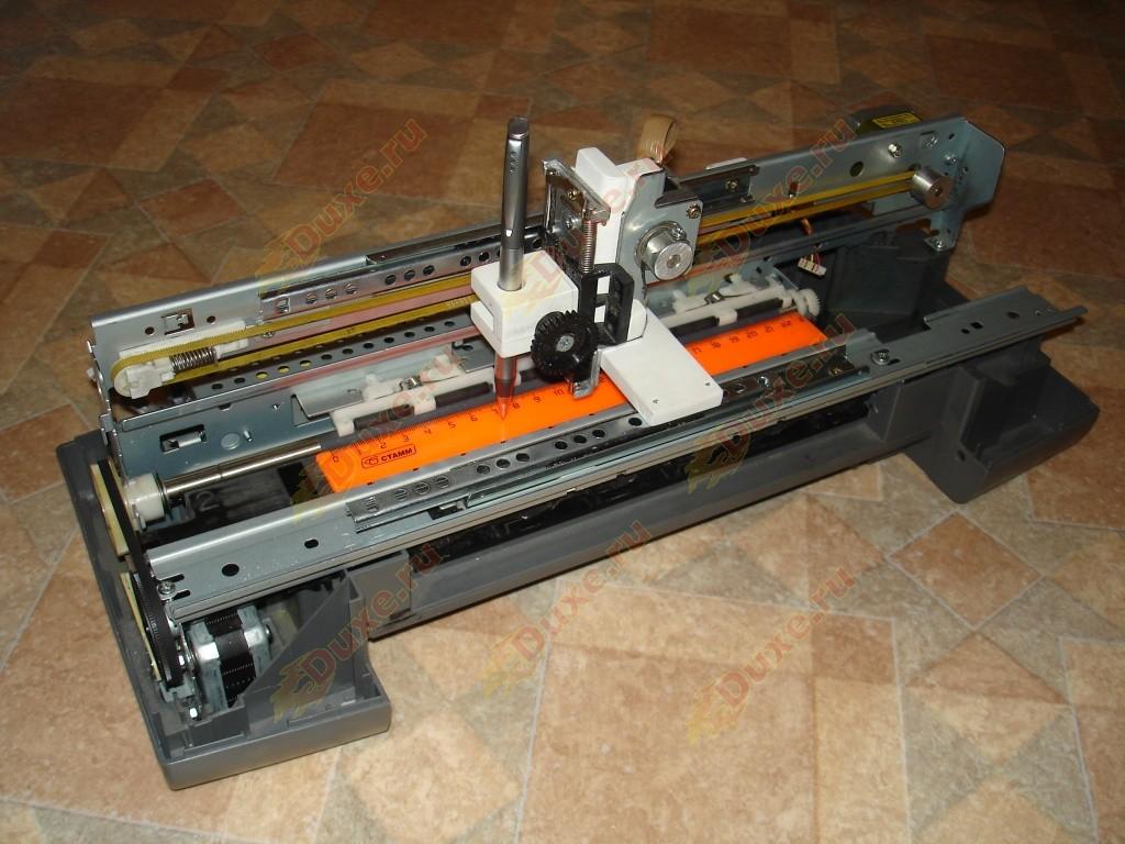 Как из принтера сделать 3д