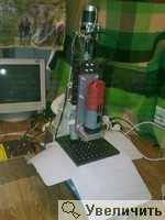 станок из координатного стола