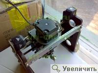 самодельный hobbycnc станок из текстолита