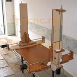 самодельный станок для резки пенопласта спу hobbycnc
