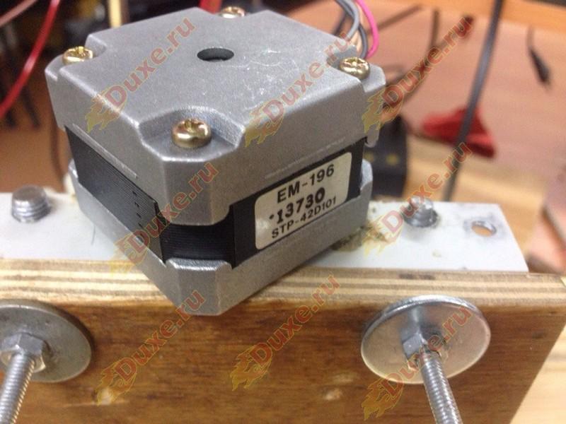 Шаговый двигатели от матричных принтеров